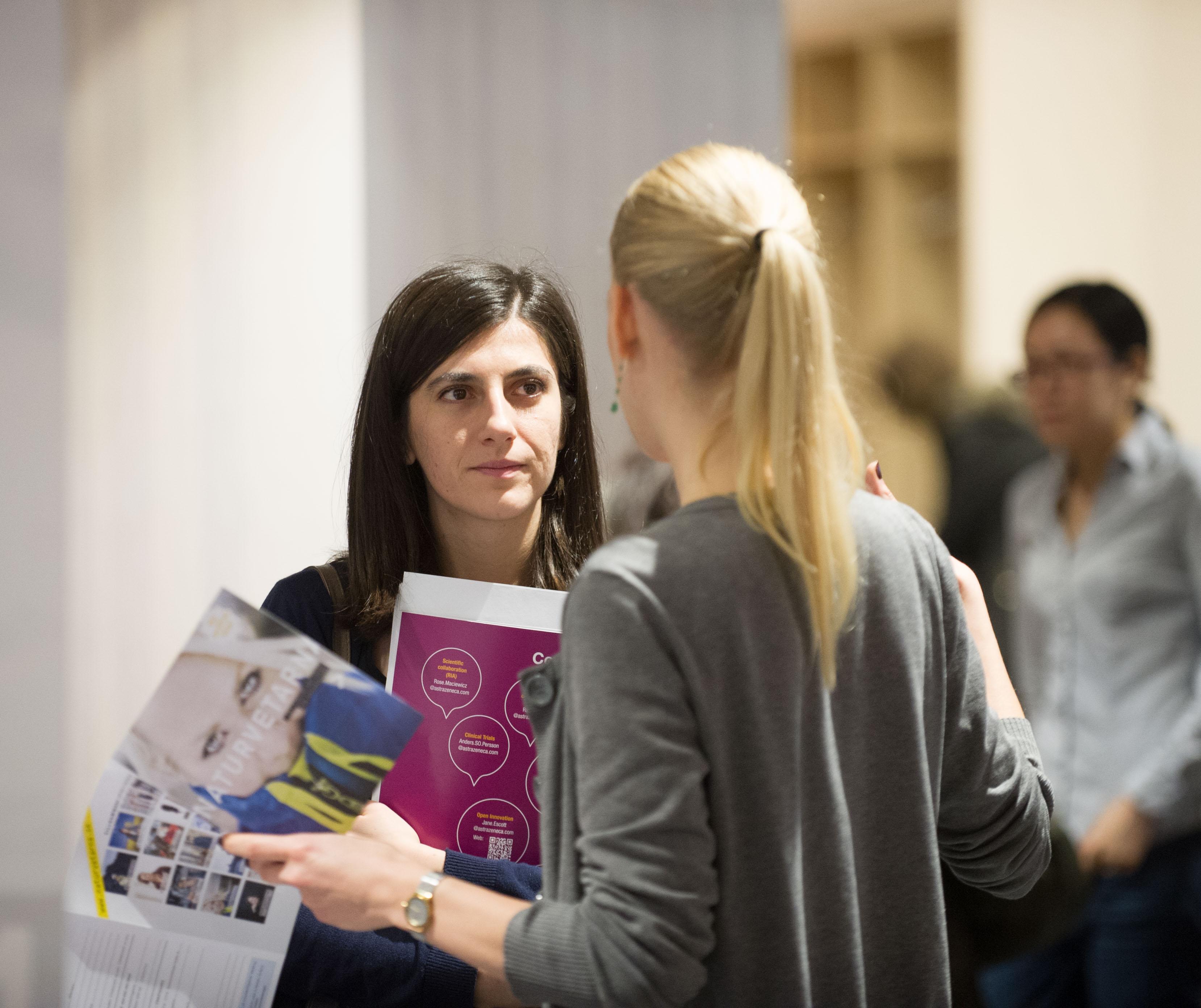 Working for a non-profit organization@Medicinska Föreningen